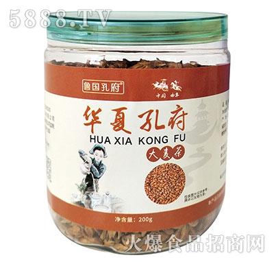 鲁国孔府大麦茶200g产品图