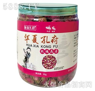 鲁国孔府玫瑰花茶60g产品图