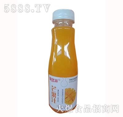 味优滋芒果汁饮料350ml