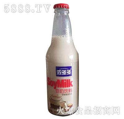 浓多多豆奶饮料308ml
