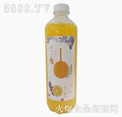 豪强发酵果汁鲜橙味1.2L