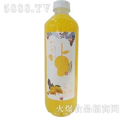 豪强发酵果汁芒果味1.2L