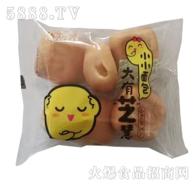 大有芝慧小小面包