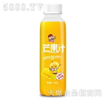 胡小二益生菌发酵芒果汁