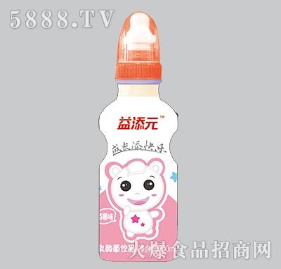 益添元200ml乳酸菌饮品草莓味
