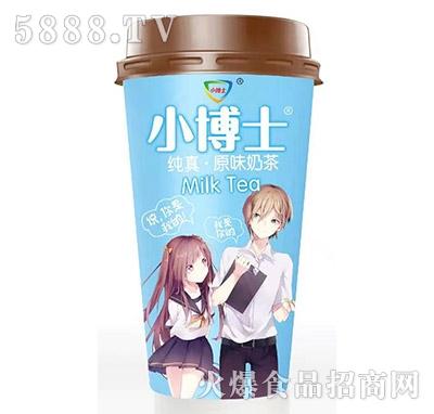 小博士纯真原味奶茶