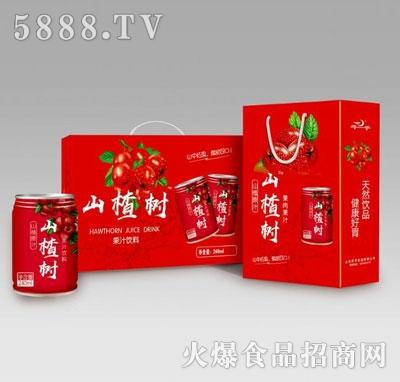 山楂树果汁饮料