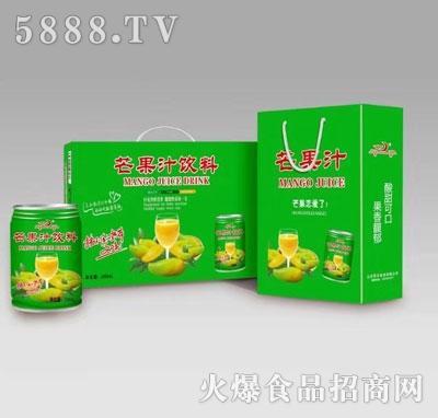 六萃芒果汁
