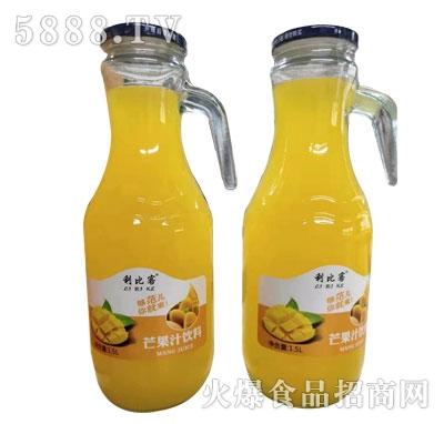 利比客芒果汁饮料