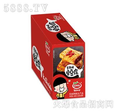 口水娃鱼豆腐香辣味440克