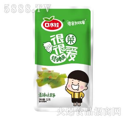 口水娃香辣味莴笋32克
