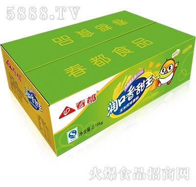 春都润口香甜王2.16kg箱装