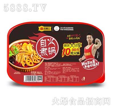 旺福王自煮火锅225g产品图