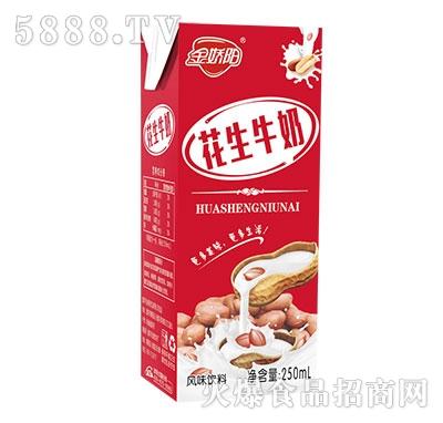 金娇阳花生牛奶250ml