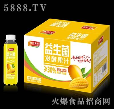 路易天伦益生菌发酵芒果汁500mlx15