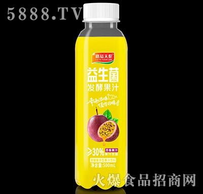 路易天伦益生菌发酵百香果汁500ml