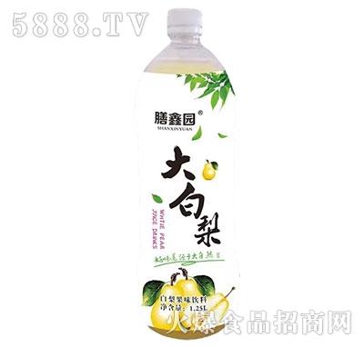 膳鑫园大白梨果汁饮料1.25L