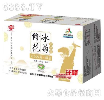 修花云台冰菊植物饮料375mlX24