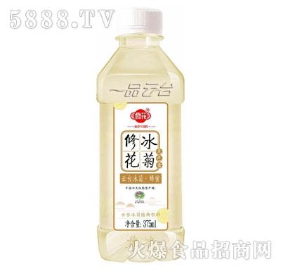 修花云台冰菊植物饮料375ml