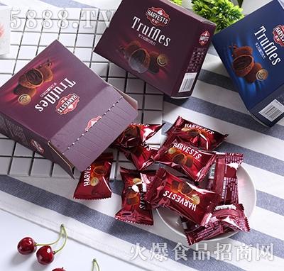哈时巧克力产品图