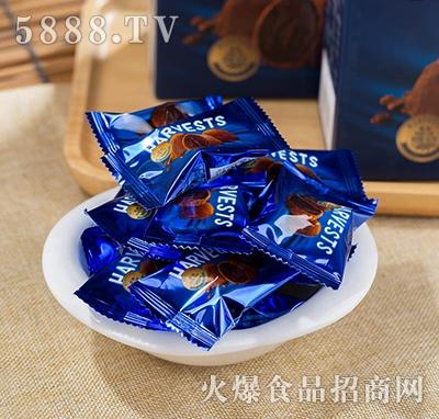 哈时手工松露巧克力散装产品图