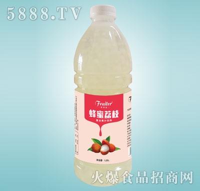 匠果家蜂蜜荔枝果汁1.25L