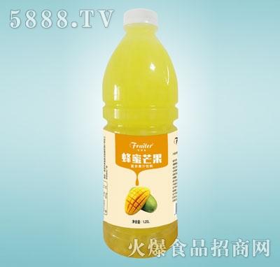 匠果家蜂蜜芒果果汁1.25L