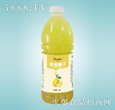 匠果家蜂蜜柚子果汁1.25L