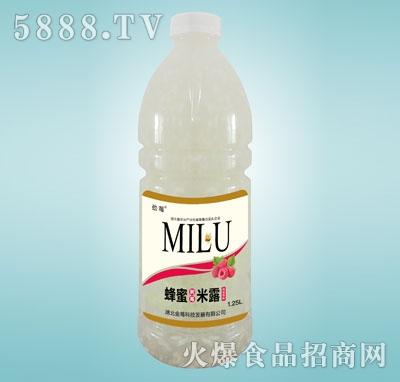 劲莓蜂蜜米露1.25L