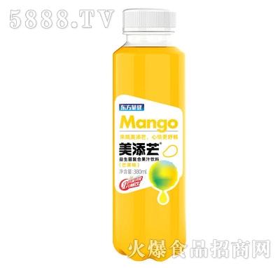 美添芒益生菌复合果汁芒果味