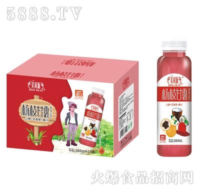 粒汁健杨枝甘露复合果汁饮料380mlX15