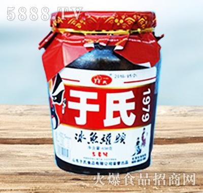 于氏冰鱼罐头产品图