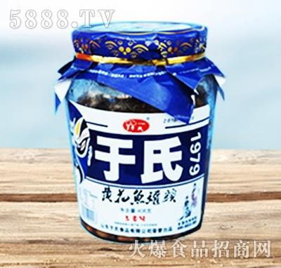 于氏黄花鱼罐头产品图