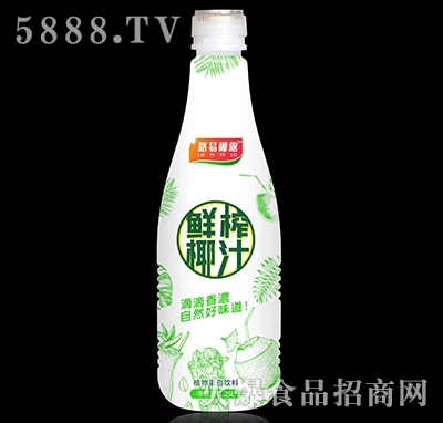 路易椰露鲜榨椰汁1.25L产品图