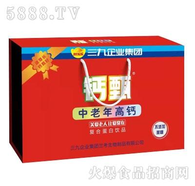 钙甄中老年高钙复合蛋白饮品(礼箱)