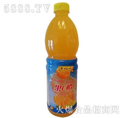 老梧州果C橙橙汁