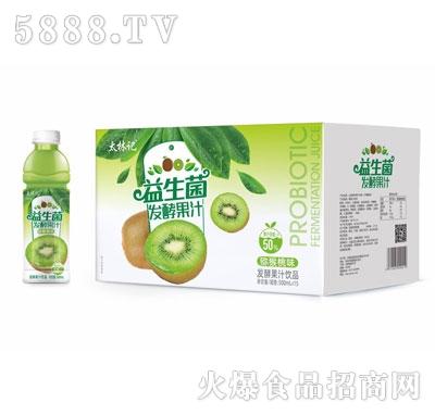 太林记发酵果汁饮品猕猴桃味500mlX15