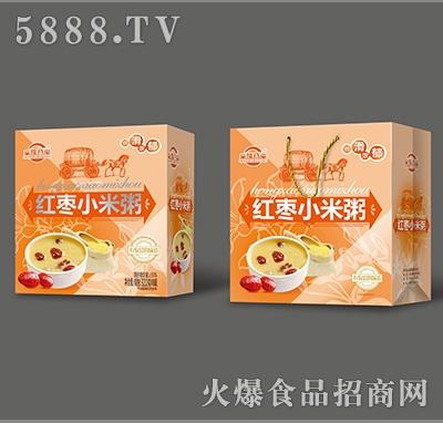 全福八宝红枣小米粥