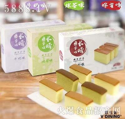 长崎风味蛋糕盒子装