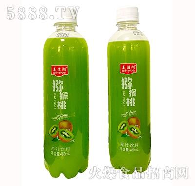 美滋湖猕猴桃果汁饮料480ml