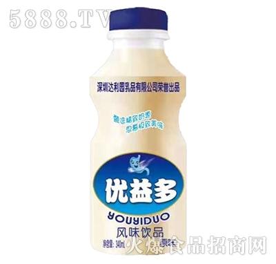 优益多乳酸菌风味饮料原味340ml产品图