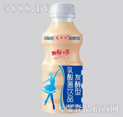 冠泽园乳酸菌饮品340ml