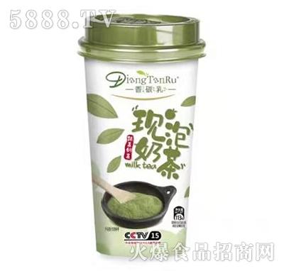 香碳乳现泡奶茶抹茶味113g