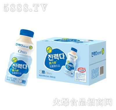 真力多乳酸菌饮品