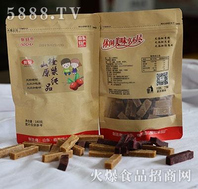 奥舒山楂原浆纯品180g