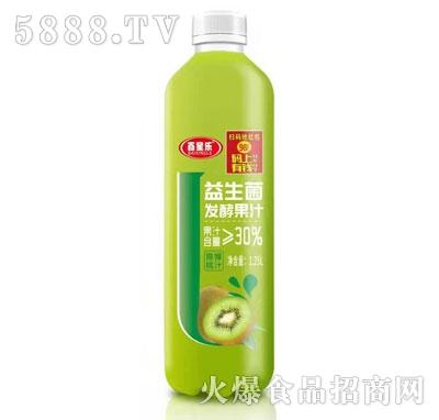 百星乐益生菌发酵猕猴桃汁