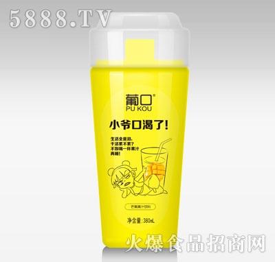葡口芒果果汁饮料380ml