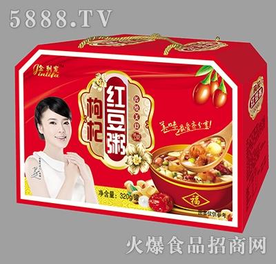 金利发枸杞红豆粥礼盒产品图