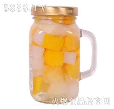 德盛恒混合水果罐头560克