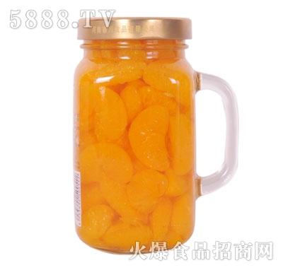 德盛恒柑橘罐头560克产品图